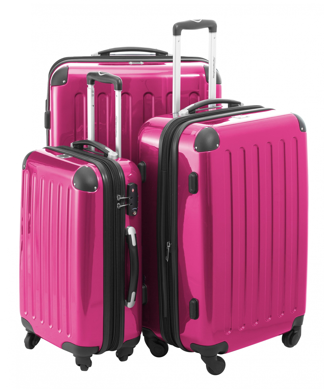alex koffer set 3er hartschalenkoffer trolley set 4 rollen tsa s berlin. Black Bedroom Furniture Sets. Home Design Ideas